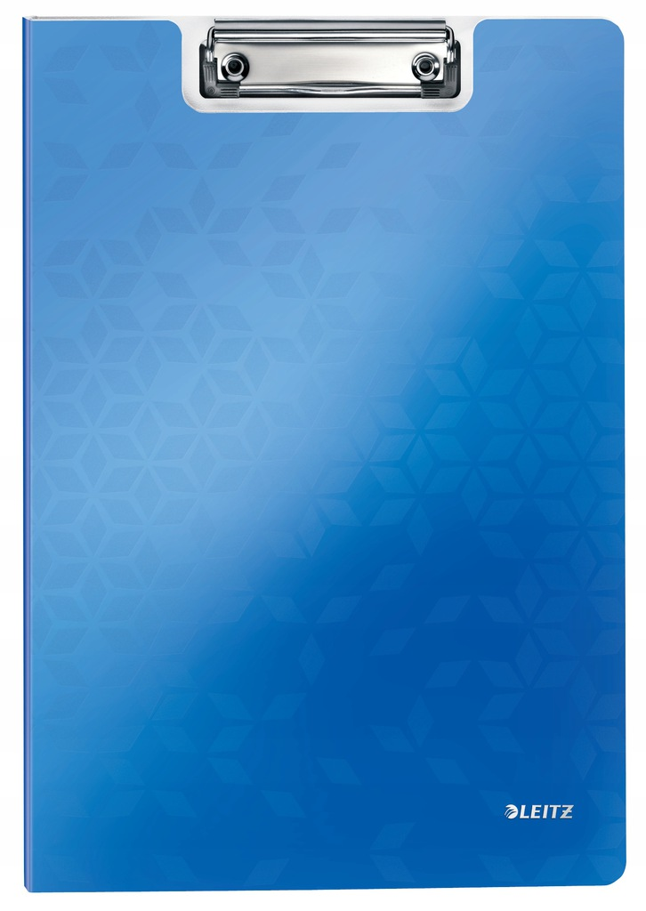 Deska z klipem podkładka A4 Leitz WOW niebieska