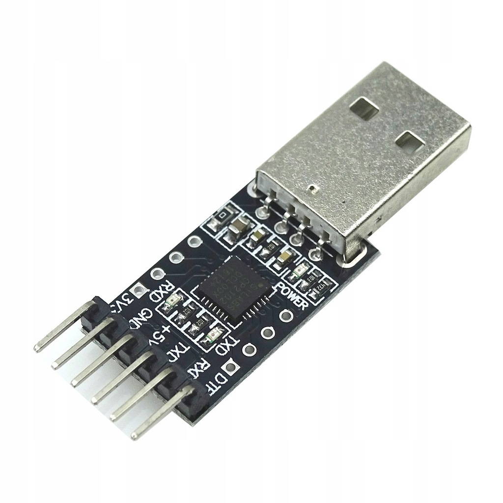 Konwerter USB/UART CP2102