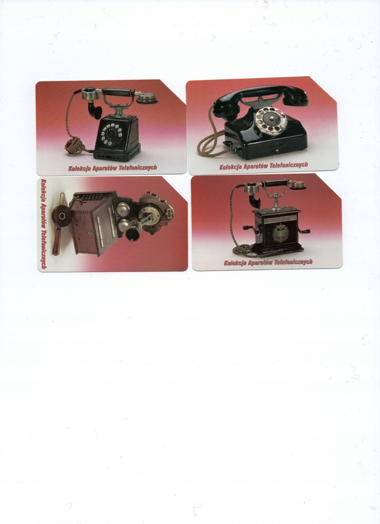 Karty magnetyczne-telefony