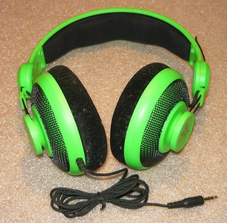 słuchawki RAZER Kraken Pro - na części lub naprawy