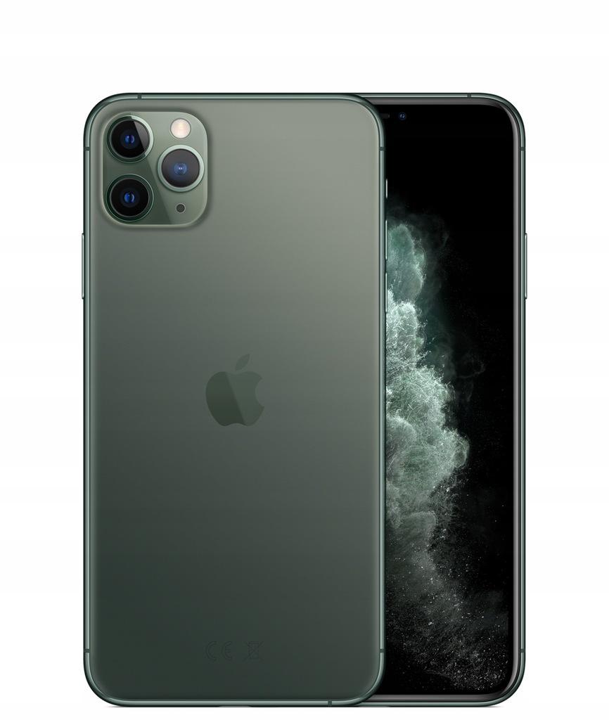 Apple iPhone 11 Pro Max 64GB LTE Zielony