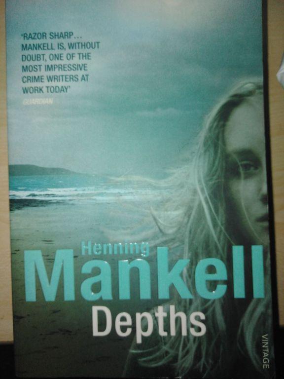 HENNING MANKELL DEPTHS