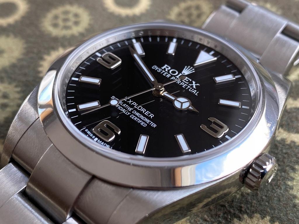 Rolex Explorer MK1