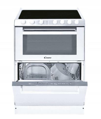 CANDY kuchenka zmywarka piekarnik TRIO 9503/1 W/U