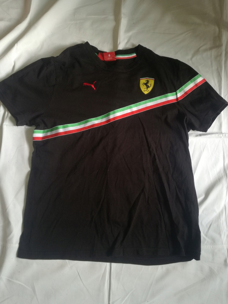 Puma Ferrari koszulka m bdb
