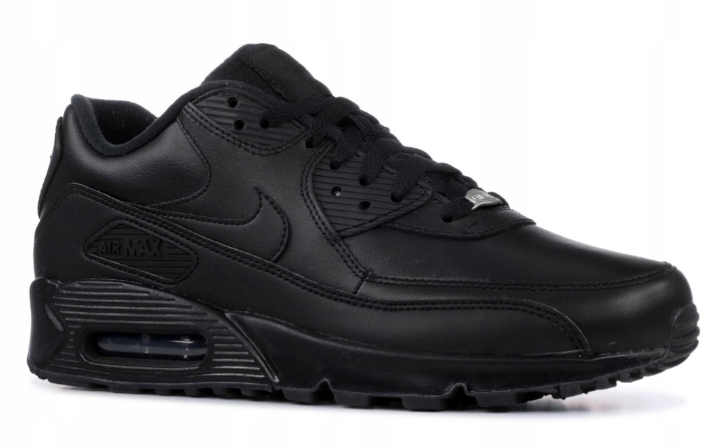 Buty Nike Air Max 90 Czarne M?skie Rozmiar 45 7721152570