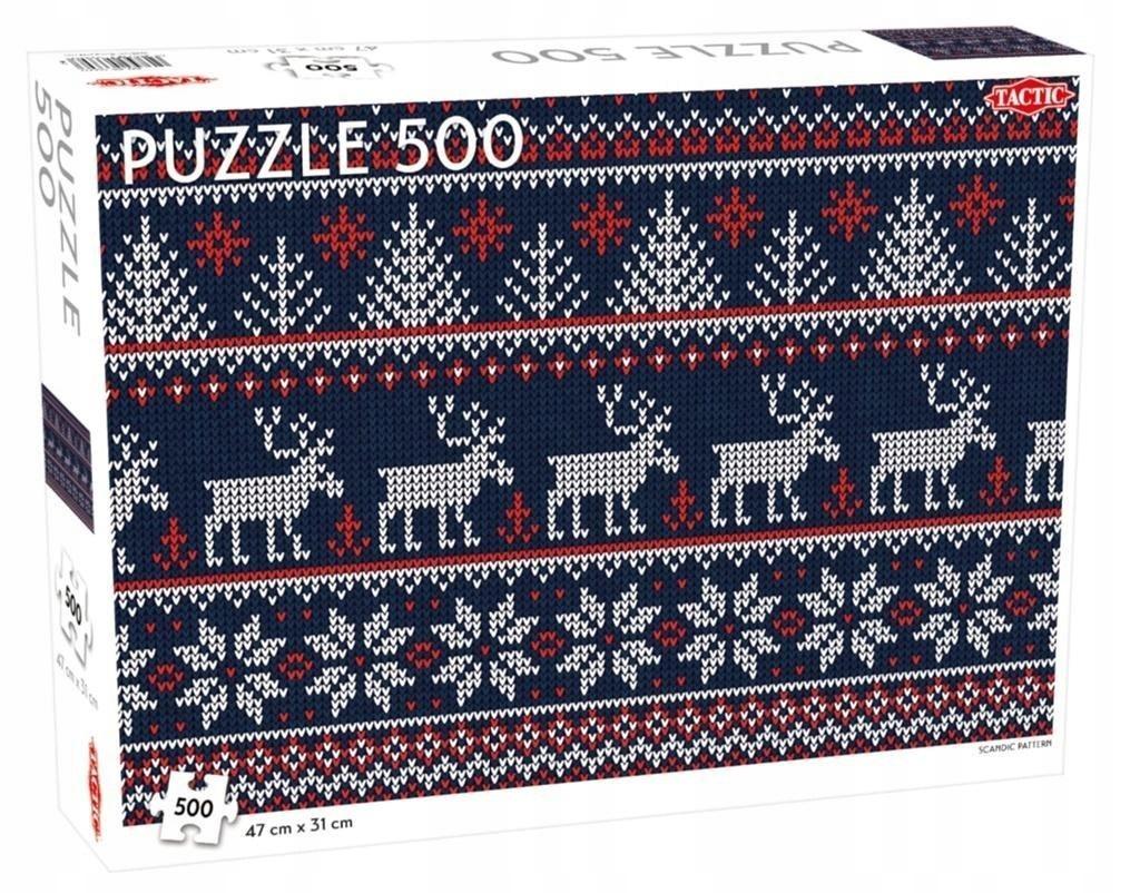 Puzzle 500 Patterns
