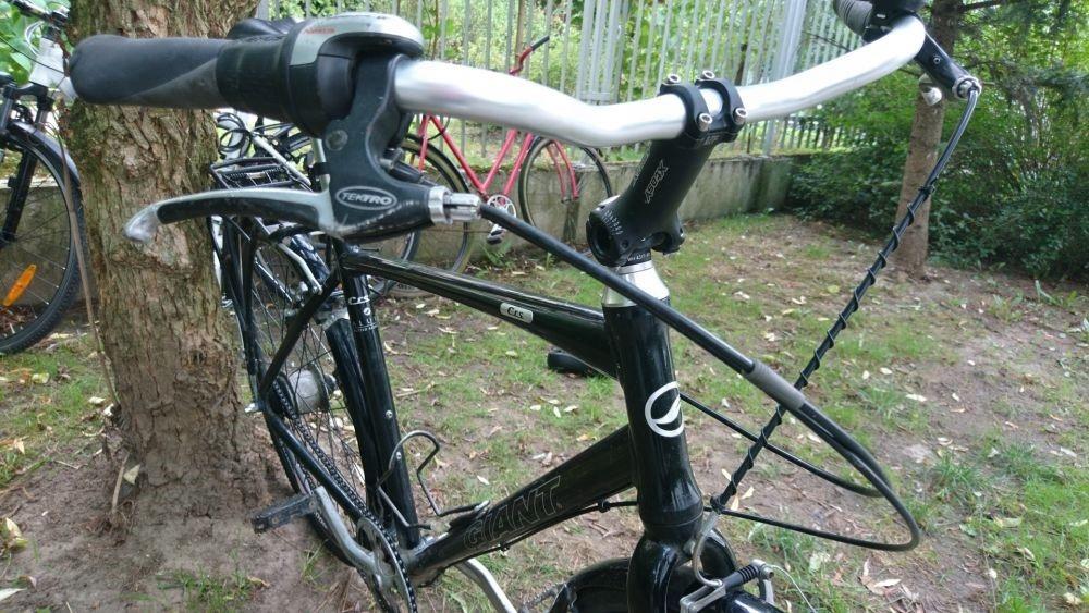 Rower trekkingowy GIANT, nexus 8, aluminiowa rama