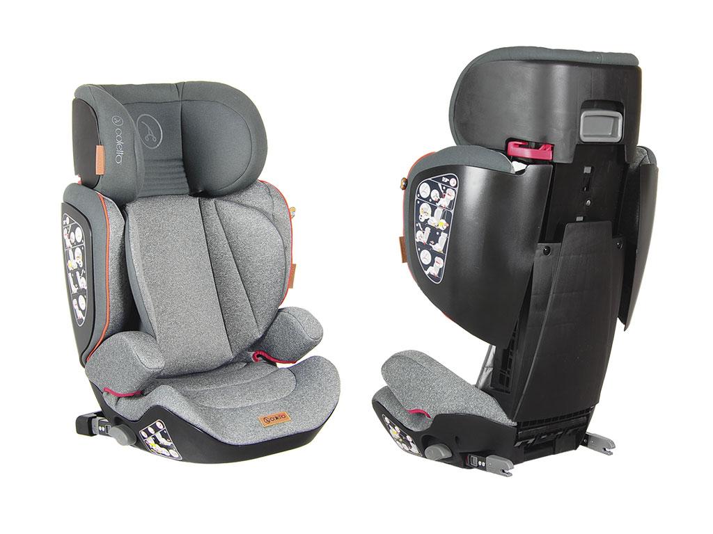 COLETTO FERRARA 15-36kg ISOFIX fotelik samochodowy