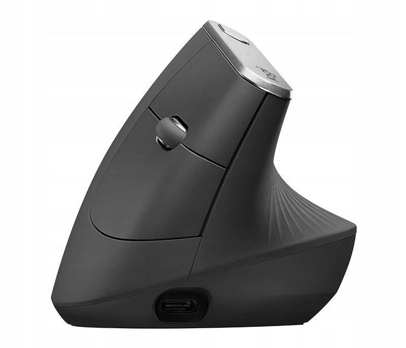 Mysz Logitech MX 910-005448 (optyczna; 4000 DPI; k