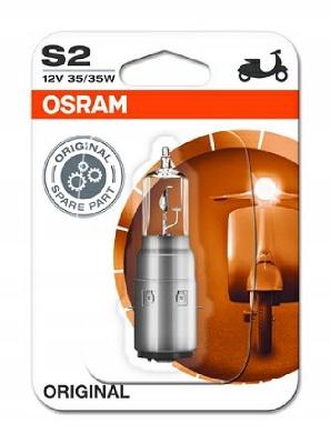 Żarówka, reflektor dalekosiężny OSRAM 64327-01B