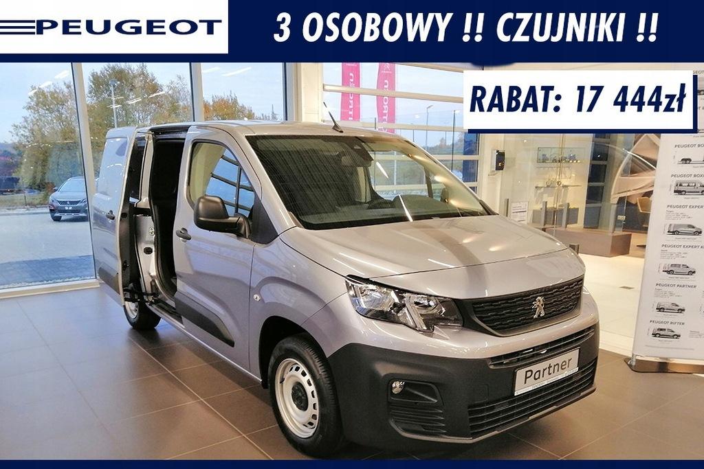 Peugeot Partner Van Ekran Dotykowy 8calowy !! Czuj
