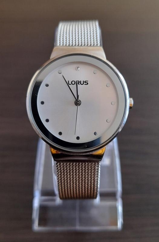 LORUS PC21-X098 by SEIKO PIĘKNY DAMSKI ZEGAREK