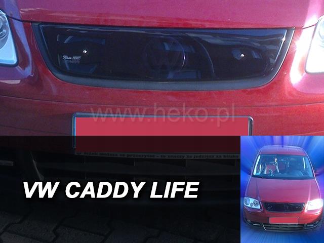 Osłona zimowa VW CADDY LIFE III 2004-2010R