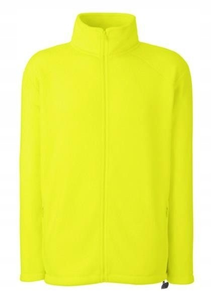 FRUIT OF THE LOOM POLAR NAJGRUBSZY 300g Yellow L