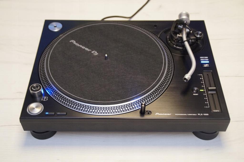 Pioneer PLX 1000 Jak Technics 1200 1210