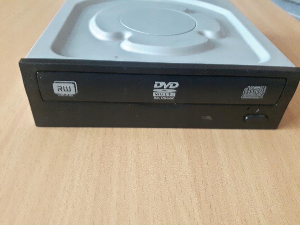 iHAS124-19B DVD/CD Rewritable Drive + Kabe SATA