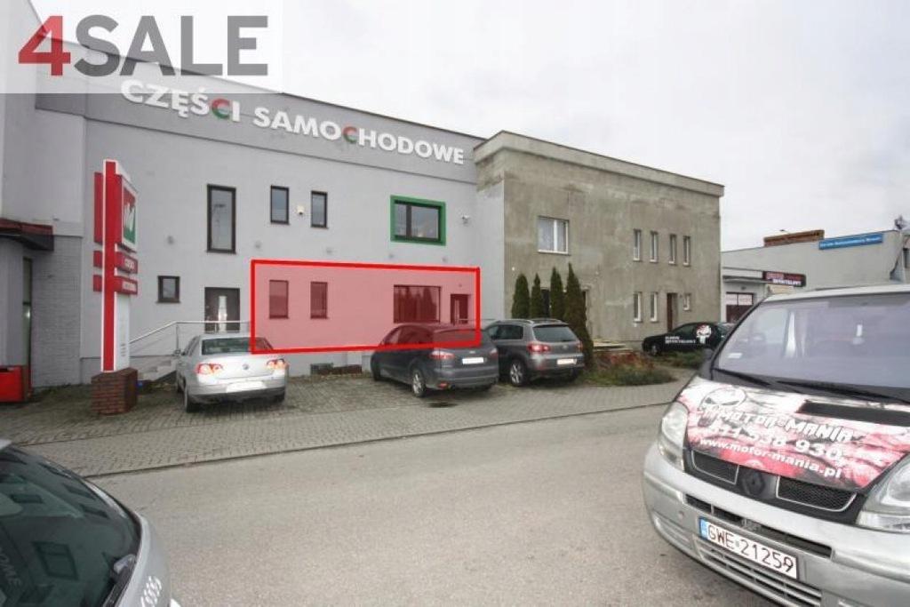 Komercyjne, Wejherowo, Wejherowski (pow.), 44 m²
