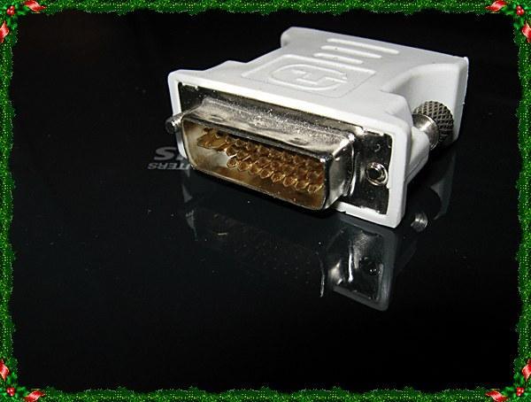 Przejściówka / adapter z DVI na VGA