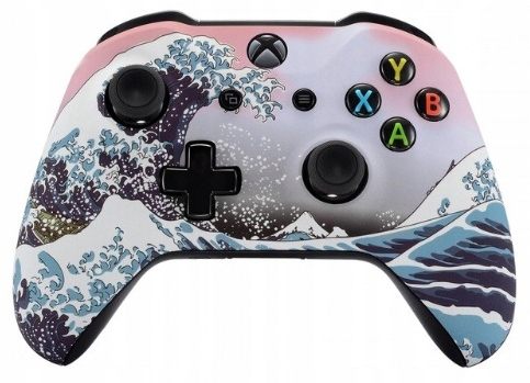 PAD XBOX ONE S X CUSTOM WINTER SNOW @ SKLEP XGAME