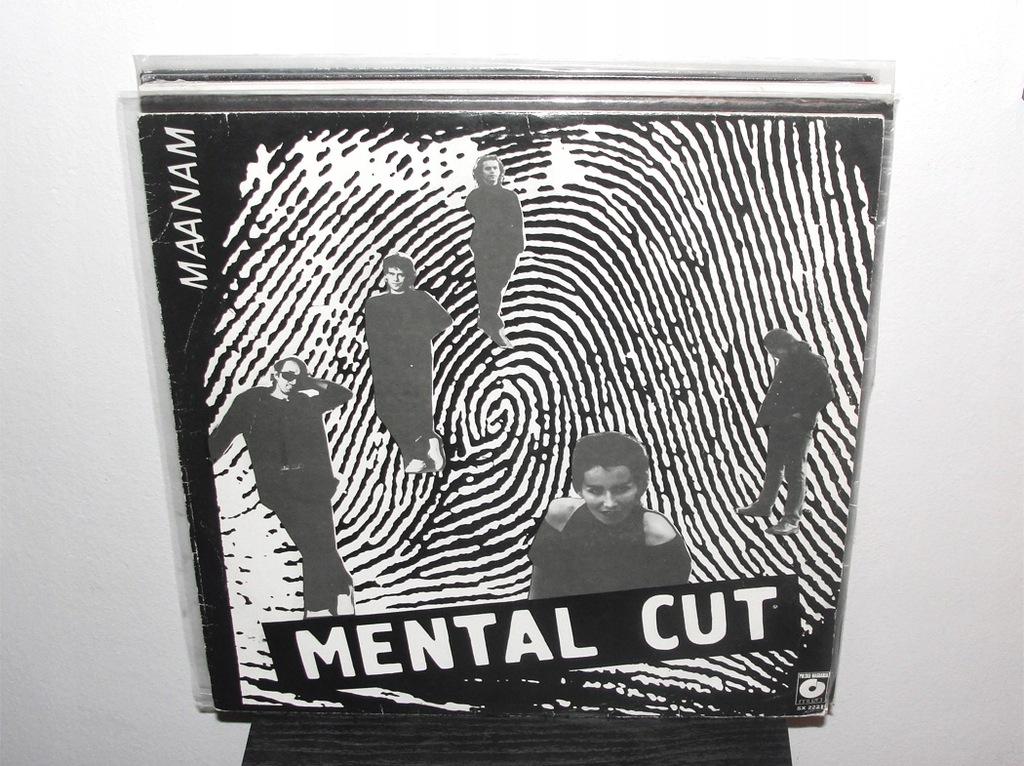 Maanam - Mental Cut 1wsze wyd. 1985 Ex