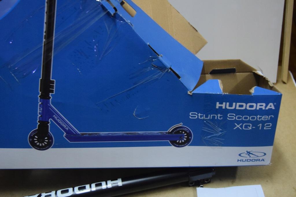 Toy//JEU NEUF Hudora 14025-Stunt Scooter xq-12-14025-Stunt Scooter xq-12