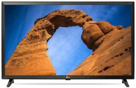 Telewizor LG 43LK5100 FHD - uszkodzenie