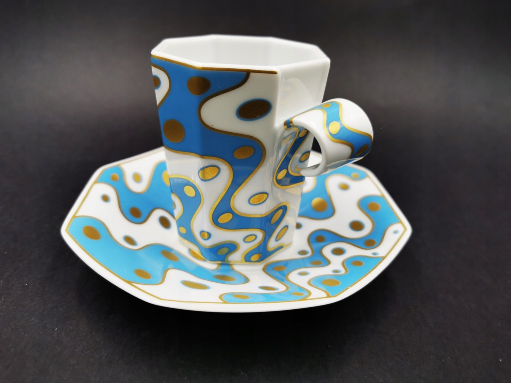 Filiżanka R.Nairac Rosenthal Design kawa kolekcja