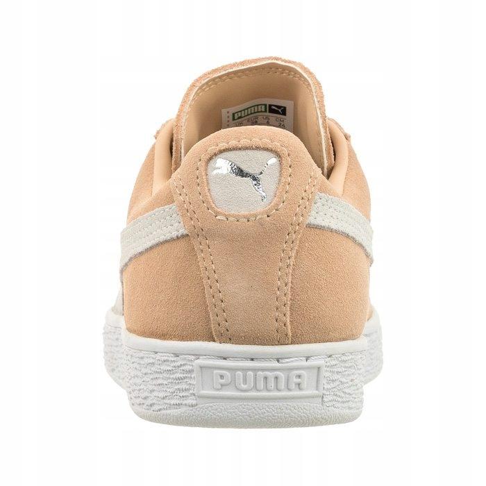 Buty Damskie Puma Suede Classic + 363242 Łososiowe