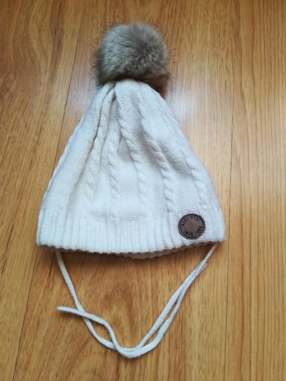 #H&M czapka zima#rozm 80 #super