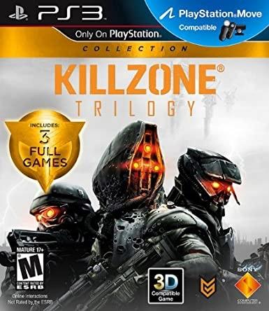 Ps3 Killzone Trilogy Pl 9615272468 Oficjalne Archiwum Allegro
