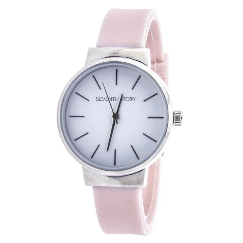 Zegarek SEVENTH STORY SS001PS różowy