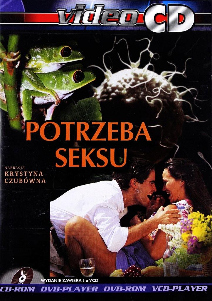 POTRZEBA SEKSU [VCD]