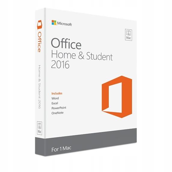 Office Home&Student 2016 MAC SZCZECIN