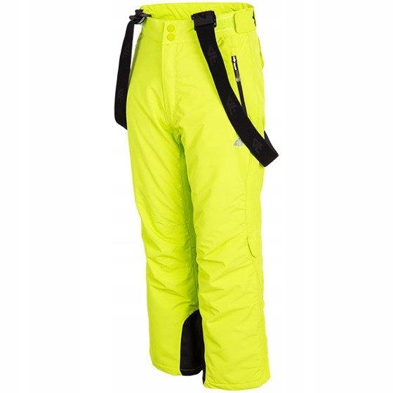 Spodnie narciarskie 4F H4z19 JSPMN001 seledyn 134
