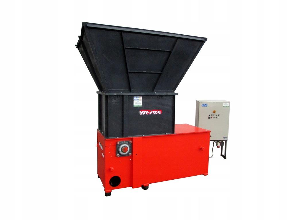Rębak rozdrabniacz kruszarka WEIMA WL 6 18,5 kW