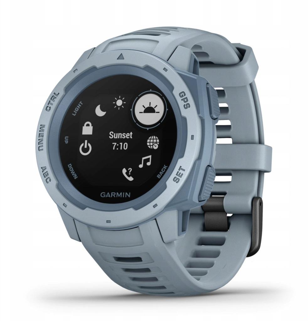Garmin Instinct szary GPS SPORT wysyłka 24H Wawa