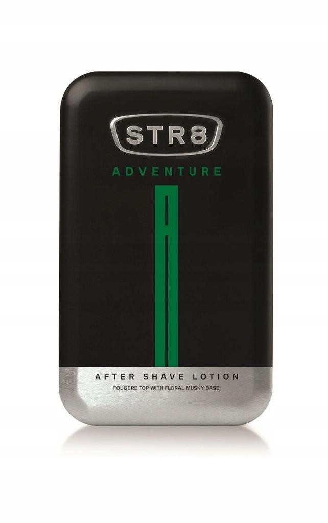STR 8 Adventure Płyn po goleniu 100ml