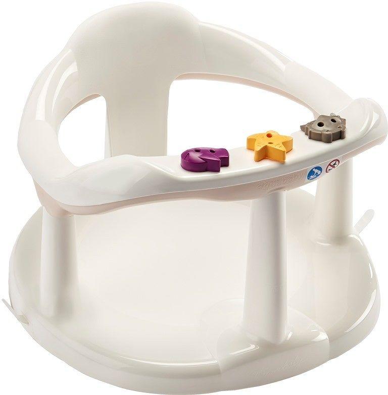 Abakus Thermobaby krzesełko do kąpieli BIAŁE