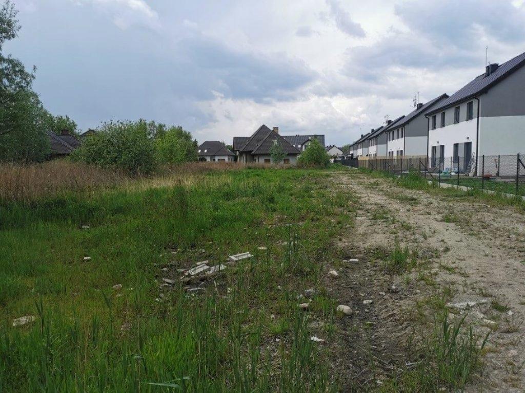 Działka, Dobrzykowice, Czernica (gm.), 996 m²