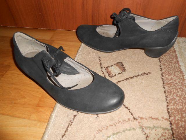 Ecco 41 buty skóra 26,5cm