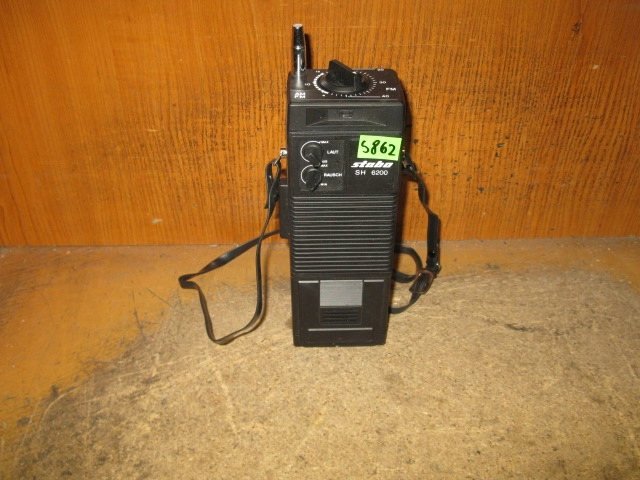 CB RADIO STABO SH 6200 - NR S862