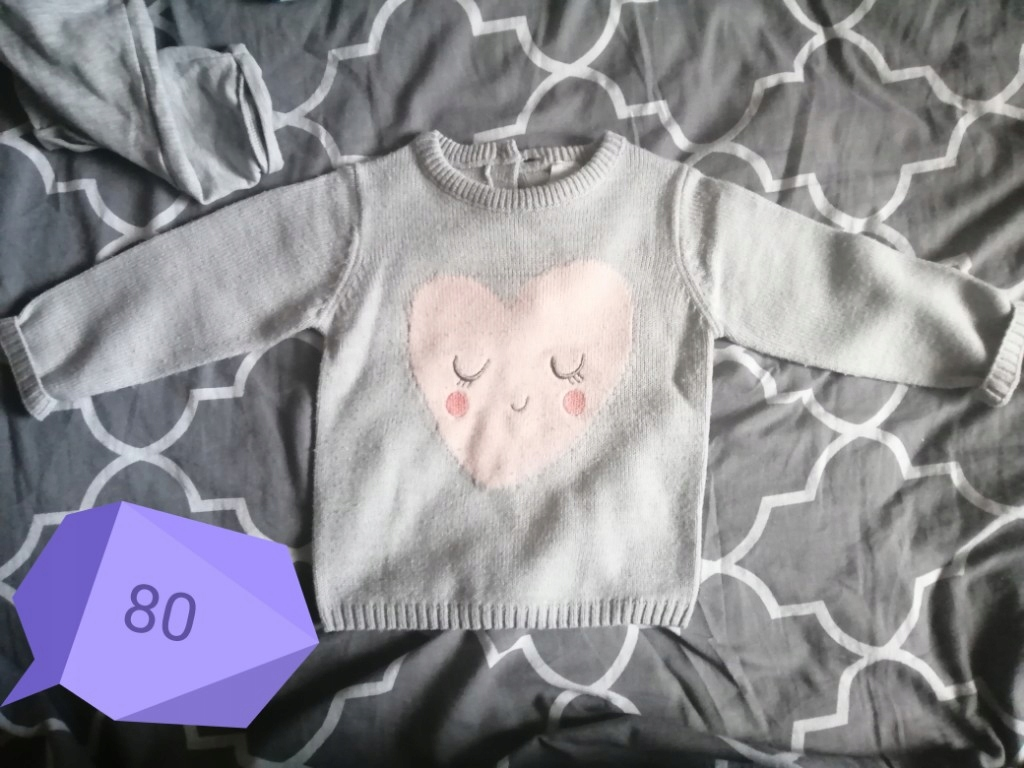 sweterek 80