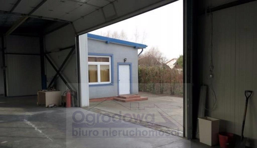 Magazyn Michałowice, pruszkowski, m²