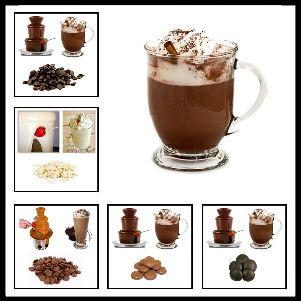 Zestaw czekolad do picia Smaczna Paczka PROMOCJA
