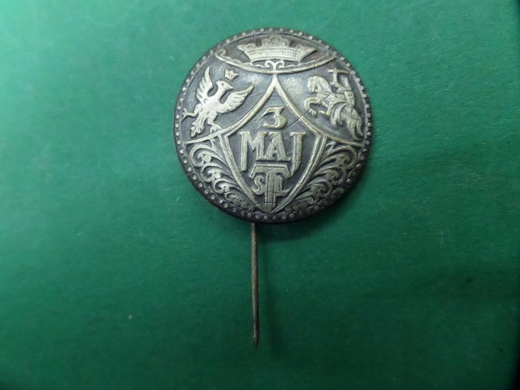 Odznaka z Orłem i Pogonią - 3 Maj