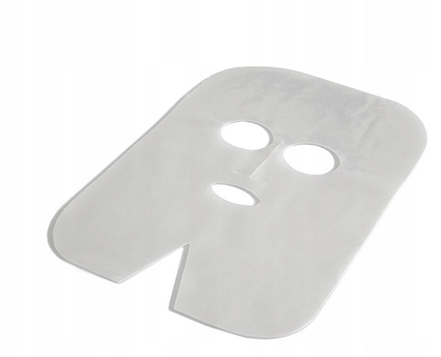 Maska kosmetyczna foliowa zabiegowa 100szt