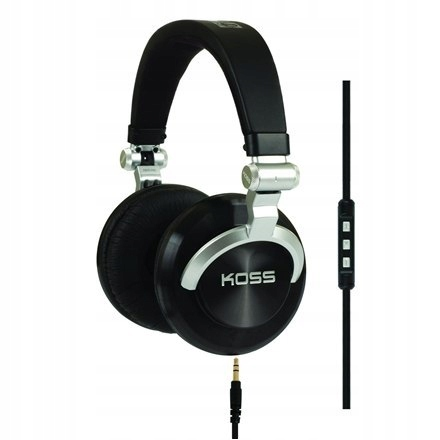 Koss Headphones ProDJ200 Headband/On-Ear, 3.5mm (1