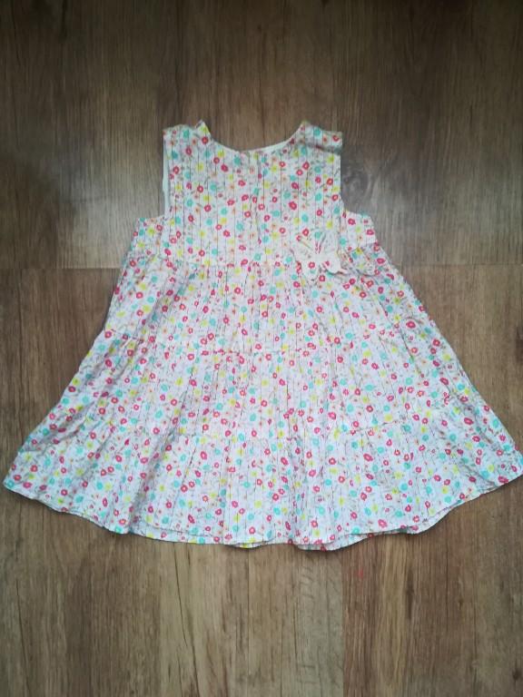 #h&m#sukienka #rozm 74#j.nowa