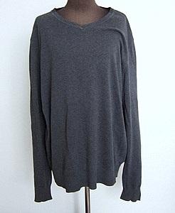 Sweter męski 4F ciemno szary XL
